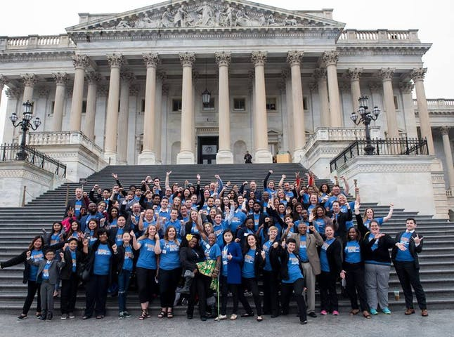 Raise Your Voice to Congress