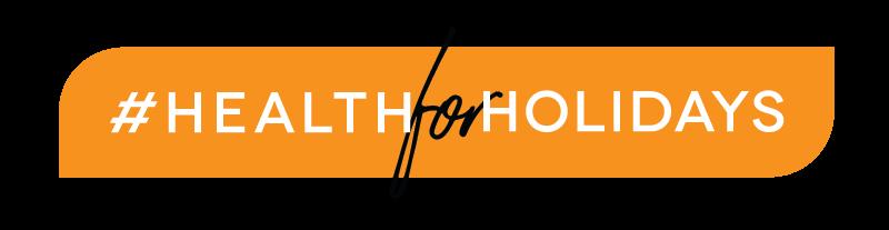 HealthforHolidays Logo